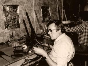 I. Glassymposium 1980