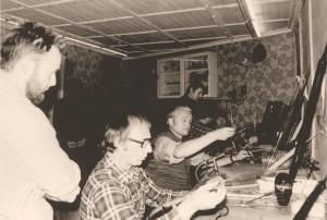 Herbert Müller-Sachs, Volkhard Precht, Hubert Koch