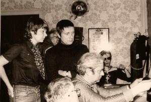 Ulrike Oelzner, Thomas Oelzner, Heinz Rauschardt